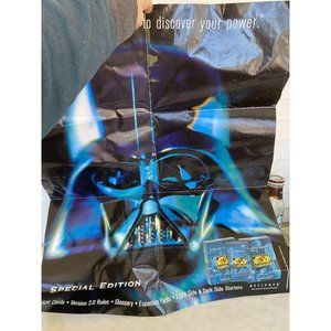 Star Wars Darth Vader Poster Special edition disco